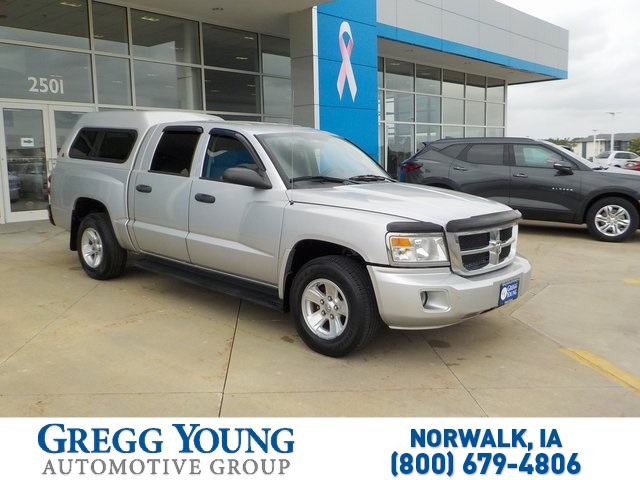 Pre-Owned 2008 Dodge Dakota SLT