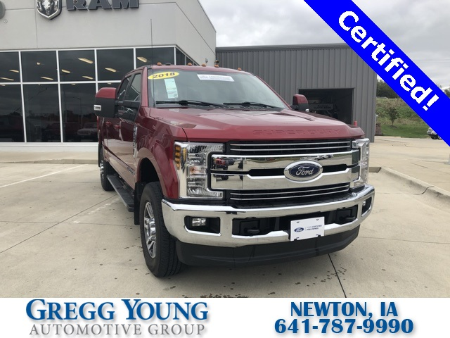 Certified Pre-Owned 2018 Ford F-350SD Lariat