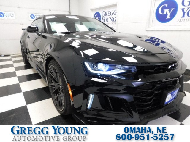 Certified Pre-Owned 2018 Chevrolet Camaro ZL1