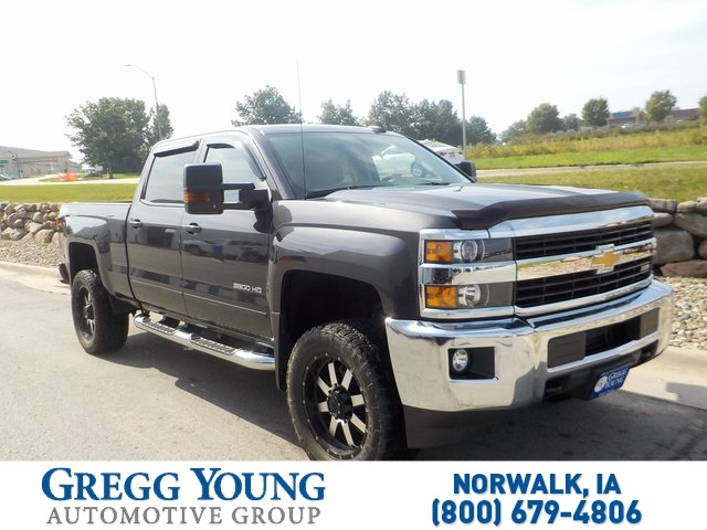 Pre-Owned 2016 Chevrolet Silverado 3500HD LT