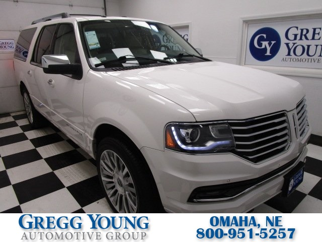 Pre-Owned 2015 Lincoln Navigator L