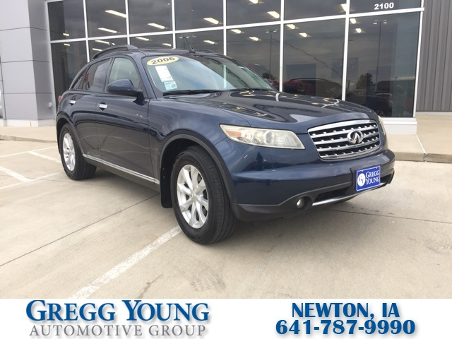 Pre-Owned 2006 INFINITI FX35 Base