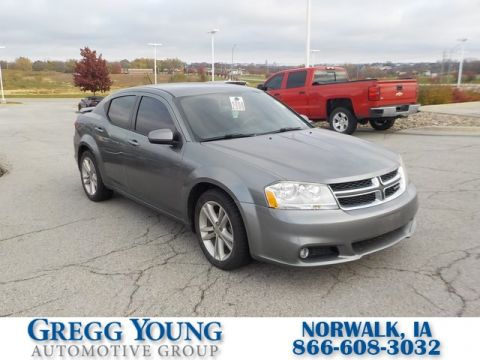 Pre-Owned 2012 Dodge Avenger SXT Plus