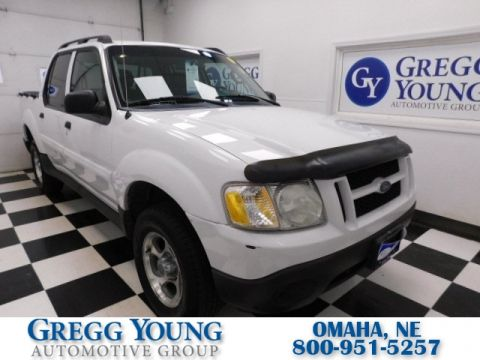 Pre-Owned 2004 Ford Explorer Sport Trac Adrenalin