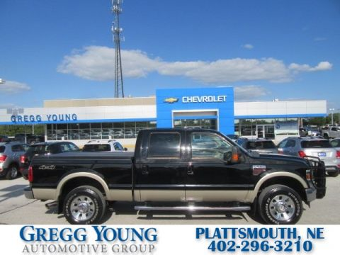 Pre-Owned 2010 Ford F-250SD Lariat