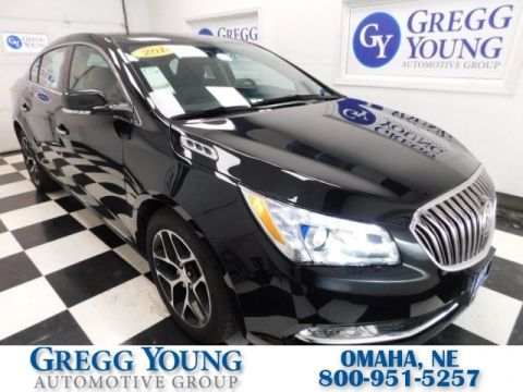 Pre-Owned 2016 Buick LaCrosse Sport Touring