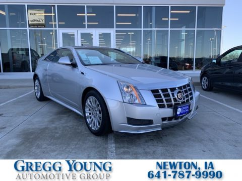 Pre-Owned 2014 Cadillac CTS Base