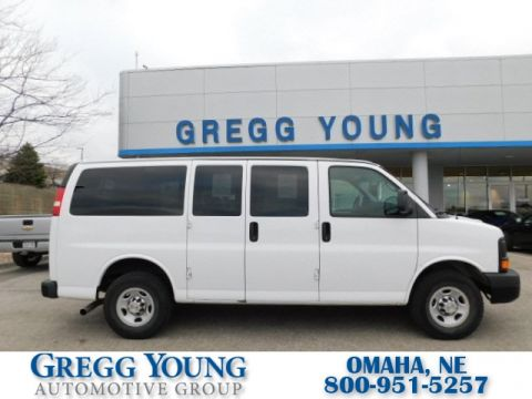 Pre-Owned 2013 Chevrolet Express 2500 LS