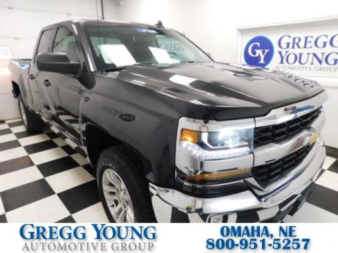 Certified Pre-Owned 2016 Chevrolet Silverado 1500 LT