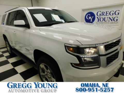 Certified Pre-Owned 2018 Chevrolet Tahoe LS