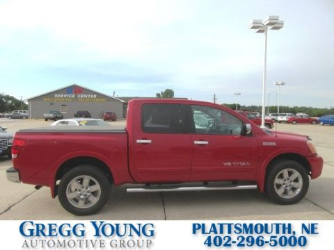 Pre-Owned 2010 Nissan Titan LE