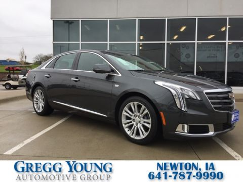 Certified Pre-Owned 2018 Cadillac XTS Luxury