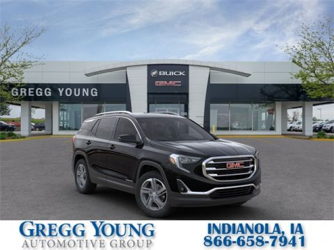New 2020 GMC Terrain SLT