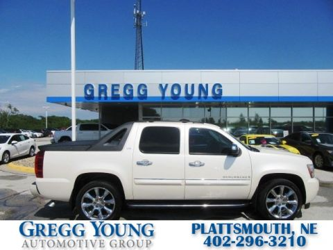 Pre-Owned 2008 Chevrolet Avalanche 1500 LTZ