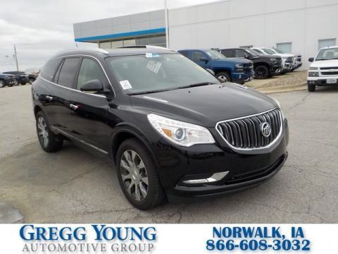 Pre-Owned 2017 Buick Enclave Leather Group