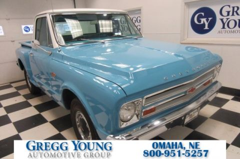 Pre-Owned 1967 Chevrolet