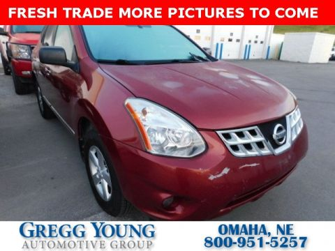 Pre-Owned 2012 Nissan Rogue S