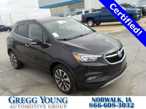 Certified Pre-Owned 2017 Buick Encore Preferred II